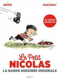 Le Petit Nicolas T1 : La bande dessinée originale (0), bd chez IMAV de Goscinny, Sempé