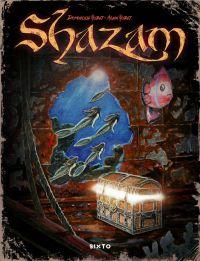 Shazam, bd chez Sixto de Robet, Robet, Collectif