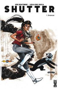 Shutter T1 : Errance (0), comics chez Glénat de Keatinge, Del Duca, Gieni