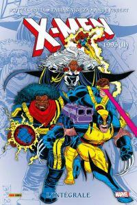 X-Men - L'intégrale T33 : 1993 (II) (0), comics chez Panini Comics de Lobdell, Nicieza, Romita Jr, Kubert, Peterson, Oliver, Becton, Buccellato, Javins, Rosas