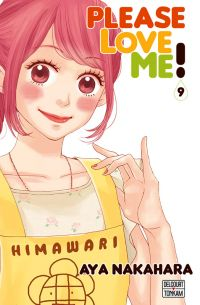 Please love me  T9, manga chez Delcourt Tonkam de Nakahara