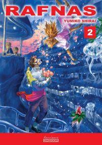 Rafnas T2, manga chez Komikku éditions de Shirai