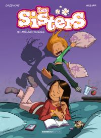Les sisters T12 : Attention tornade (0), bd chez Bamboo de William, Cazenove