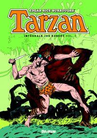 Tarzan - intégrale Joe Kubert T1, comics chez Délirium de Kubert
