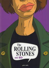 The Rolling Stones en BD : <span> Collectif</span> (0), bd chez Petit à petit de Ceka, Collectif