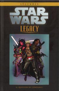 Star Wars Légendes T86 : Legacy - Question de confiance (0), comics chez Hachette de Duursema, Dekraker, Wilson, Anderson
