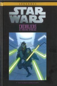 Star Wars Légendes T10 : Chevaliers de l'Ancienne république - Il y a bien longtemps (0), comics chez Hachette de Jackson Miller, Ching, Foreman, Atiyeh