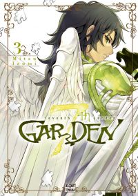 7th garden T3, manga chez Delcourt Tonkam de Izumi