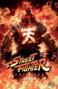 Street Fighter Origines : Akuma (0), comics chez Urban Comics de Sarracini, NG, Grundetjern