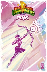 Power Rangers Pink, comics chez Glénat de Howard, Fletcher, Thompson, Di Nicuolo, Stern, Charretier
