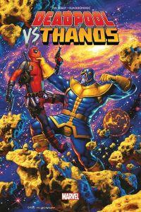 Deadpool vs Thanos : Jusqu'à ce que la mort nous sépare (0), comics chez Panini Comics de Seeley, Bondoc, Redmond, Hildebrandt