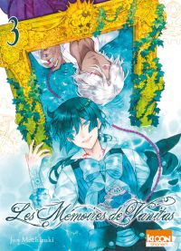 Les mémoires de Vanitas  T3, manga chez Ki-oon de Mochizuki