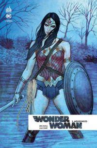 Wonder Woman Rebirth T2 : Mensonges (0), comics chez Urban Comics de Rucka, Sharp, Clarke, Colwell, Martin, Frison