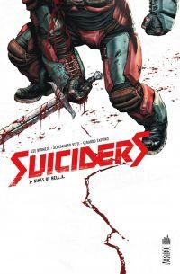 Suiciders T2 : Kings of Hell.A (0), comics chez Urban Comics de Bermejo, Zaffino, Vitti, Boyd, Hollingsworth