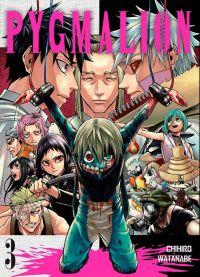Pygmalion T3, manga chez Komikku éditions de Watanabe