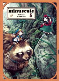 Minuscule T5, manga chez Komikku éditions de Kashiki