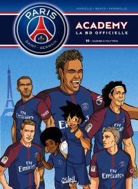 PSG academy T10 : Gagner à tout prix (0), bd chez Soleil de Mariolle, Bento, Perdrolle
