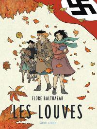 Les Louves, bd chez Dupuis de Balthazar