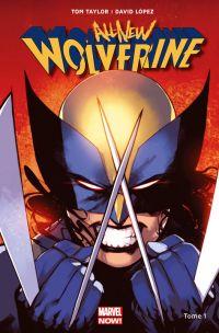 All-New Wolverine T1 : Les quatre soeurs (0), comics chez Panini Comics de Taylor, Navarrot, Lopez, Fairbairn