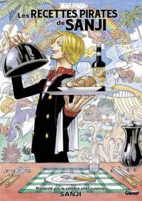 One Piece - Les recettes pirates de Sanji, manga chez Glénat de Iijima, Oda