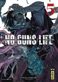 No guns life T5, manga chez Kana de Karasuma
