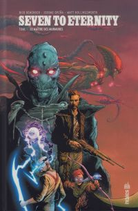 Seven to Eternity T1 : Le maître des murmures (0), comics chez Urban Comics de Remender, Opeña, Hollingsworth
