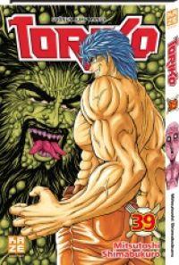 Toriko T39, manga chez Kazé manga de Shimabukuro