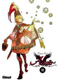 Altaïr T18, manga chez Glénat de Katô