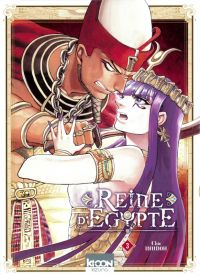 Reine d'Egypte T3, manga chez Ki-oon de Inudoh