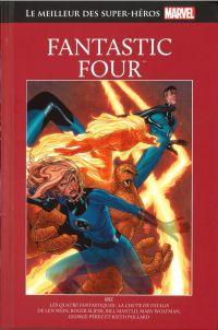 Marvel Comics : le meilleur des super-héros T12 : Fantastic Four (0), comics chez Hachette de Wein, Keith, Slifer, Mantlo, Wolfman, Sinnott, Perez, Marcos, Hunt, Roussos, Oliver, Rachelson, Grossman, Mouly, Cohen