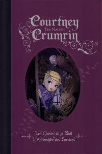Courtney Crumrin T1 : Les choses de la nuit & L'assemblée des sorciers (0), comics chez Akileos de Naifeh, Wucinich