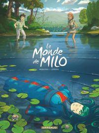 Le Monde de Milo T5, bd chez Dargaud de Marazano, Ferreira
