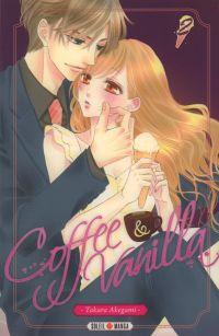 Coffee & vanilla T2, manga chez Soleil de Akegami