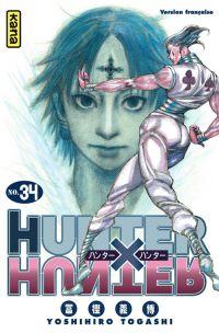 Hunter x Hunter T34, manga chez Kana de Togashi