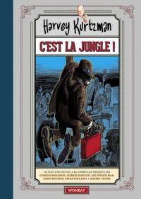 C'est la jungle !, comics chez Wombat de Kurtzman