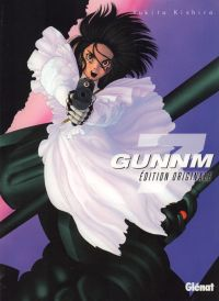 Gunnm Edition originale  T7, manga chez Glénat de Kishiro