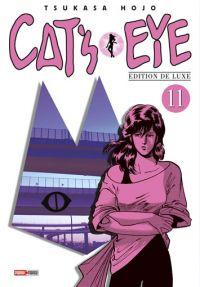 Cat's Eye - Edition Deluxe T11, manga chez Panini Comics de Hôjô