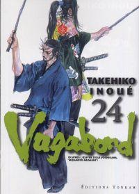Vagabond T24, manga chez Tonkam de Inoue