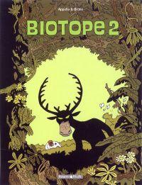 Biotope T2, bd chez Dargaud de Appollo, Brüno, Croix