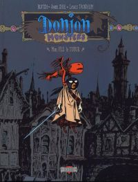 Donjon Monsters T7 : Mon fils le tueur (0), bd chez Delcourt de Sfar, Trondheim, Blutch, Walter