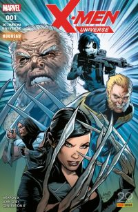 X-Men Universe (revue V4) T1 : Duo de choc (0), comics chez Panini Comics de Strain, Hopeless, Pak, Ibañez, Pinna, Land, Roberson, Sotomayor, Ramos, Sobreiro, d' Armata