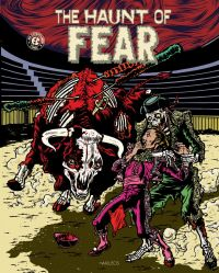 The Haunt of Fear T2, comics chez Akileos de Gaines, Feldstein, Roussos, Check, Kamen, Craig, Davis, Smalle, Orlando, Ingels, Mezzo