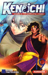 Ken-Ichi – Les disciples de l'ombre 2, T19, manga chez Kurokawa de Matsuena