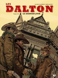 Les Dalton T2 : Le dernier jour (0), bd chez EP Editions de Visonneau, Alonso