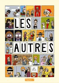 Les Autres, bd chez Delcourt de Iris