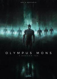 Olympus Mons T3 : Hangar 754 (0), bd chez Soleil de Bec, Raffaele, Digikore studio