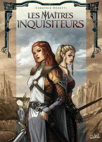 Les Maîtres inquisiteurs – Saison 2, T8 : Synillia (0), bd chez Soleil de Cordurié, Bonetti, Digikore studio
