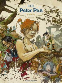 Peter Pan, bd chez Glénat de Loisel