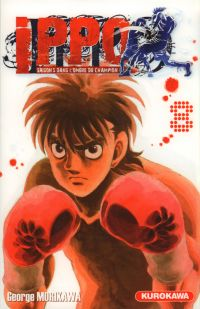 Ippo T8, manga chez Kurokawa de Morikawa