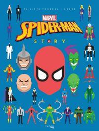 Spider-Man Story, comics chez Hachette de Touboul, Bunka